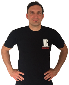 Hammer Concept Protection Chief Instructor Kai Kuehn
